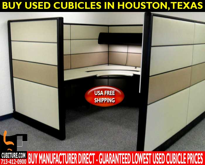 Pre-Owned Cubicles In Houston For Sale In Houston Texas - Used Office Furniture Store Near Me