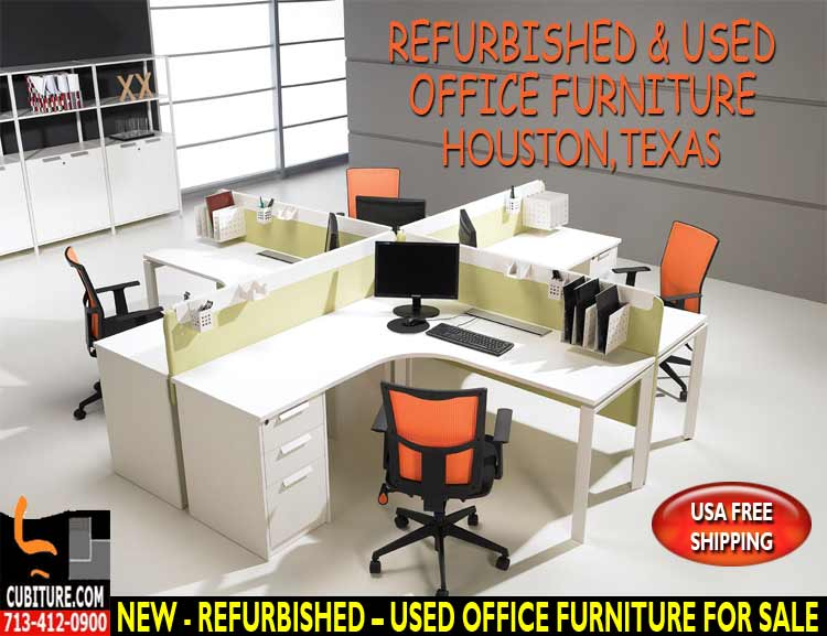 New, Refurbished & Used Office Furniture In Houston For Sale