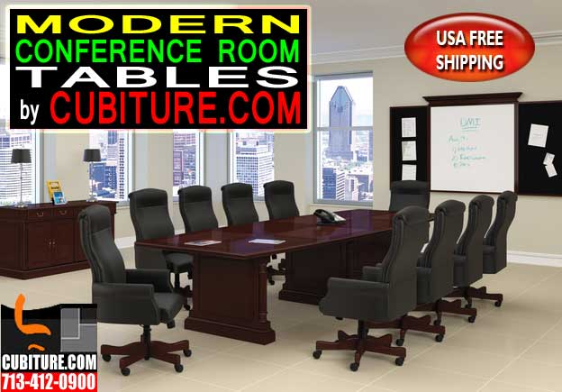 Contemporary Conference Room Tables For Sale In Baytown, Texas