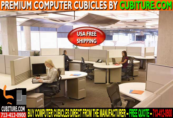 Computer Cubicle