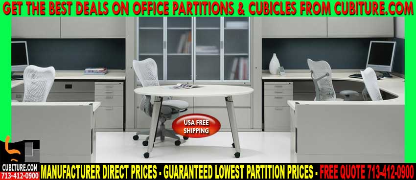 Office Partitions For Sale In Galveston, Texas