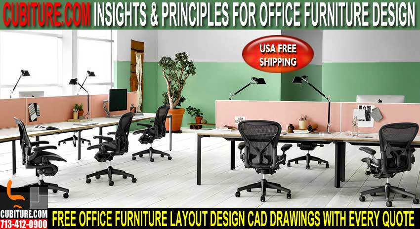 FREE Office Furniture Design CAD Drawings With Every Complimentary Quote!