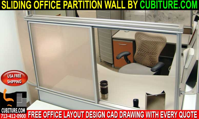 Office Partition WallS For Sale & Installed Near Me In Houston, Texas