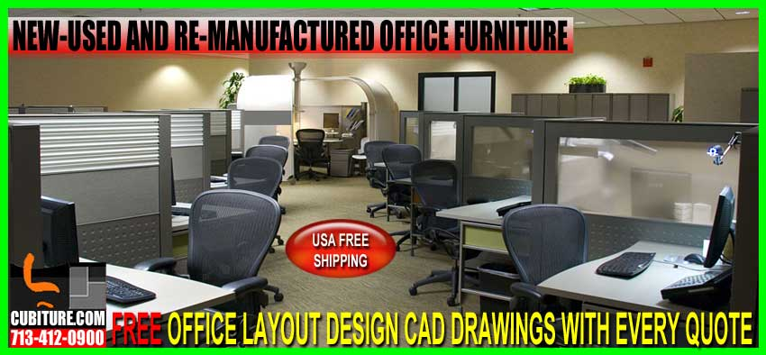 Re-Manufactured Office Furniture