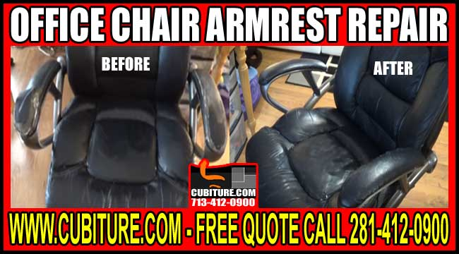 Office Chair Armrest Repair Services
