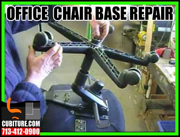 Office Chair Base Repair Service In Houston, Texas
