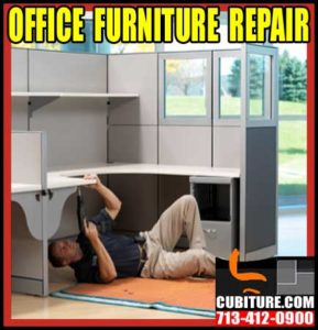 Office Furniture Repair Shop Houston Free Quotation