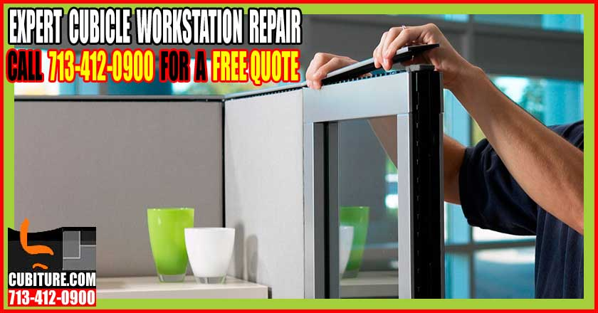 Cubicle Workstation Repair, Design, Installation & Repair Services