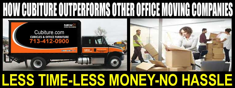 Office Moving Companies In Houston, Katy, Galveston, The Woodlands & Cypress, Texas