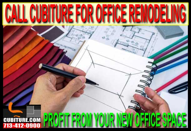 Office Remodeling Company In Houston, Galveston, Lake Jackson & Katy, Texas,