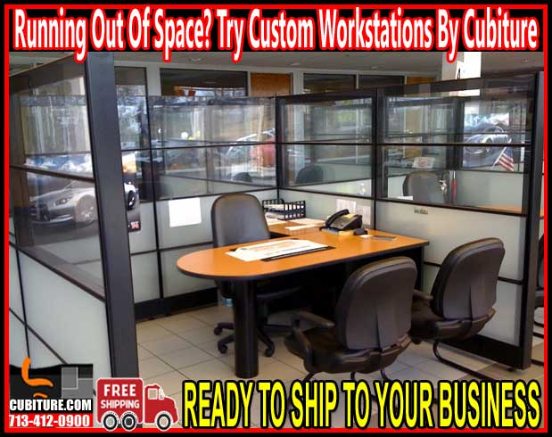 Running Out Of Space Try Custom Office Workstations By