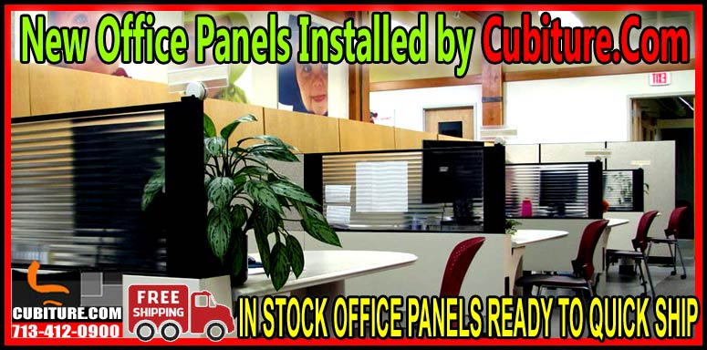 New Office Cubicle Panels For Sale Cheap Discount Prices