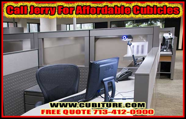 Discount Affordable Office Cubicle For Sale - Manufacturer Direct Sales In Houston, Austin, Dallas & San Antonio Texas