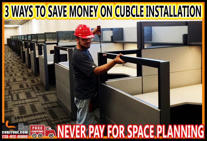 Cubicle Installation Services - Cubicle Installers In Houston TX