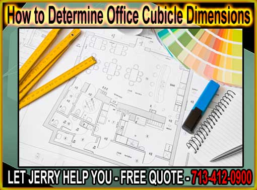 FREE Professional Office Space Cubicle Dimensions CAD Drawings With Every Quote