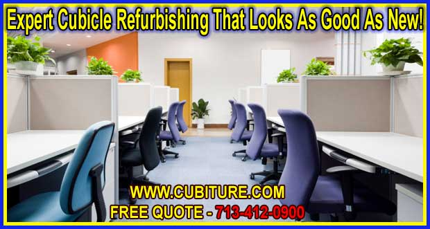 Professional Cubicle Refurbishing Makes Cubicles As Good As New