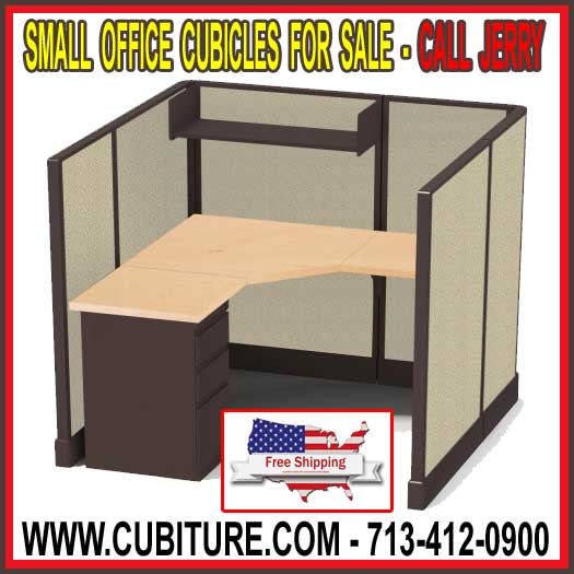 FREE Shipping On Small Office Cubicle Sales, Design, Installation & Repair Services Available