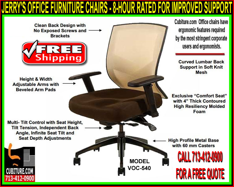 Ergonomic Office Furniture Chairs For Sale Factory Direct