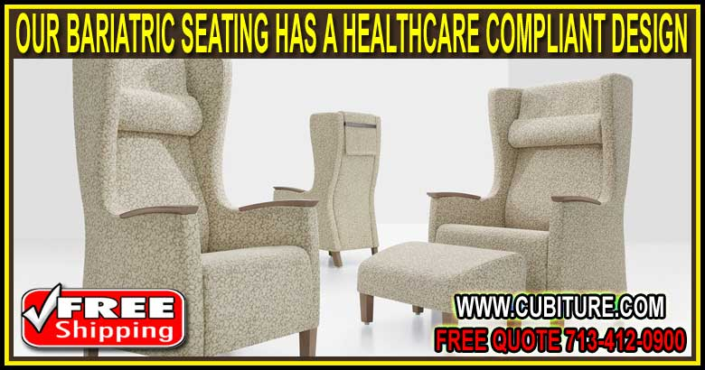 Hospital Health Care Baratric Seating For Sale Factory Direct
