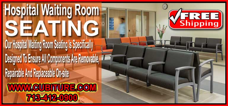 Medical Hospital Waiting Room Ganged Seating For Sale Factory Direct