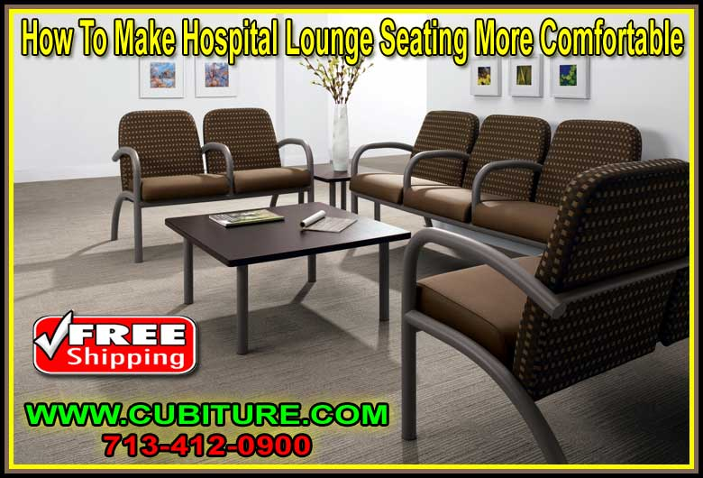Discounted Hospital Waiting Room Chairs For Sale - Manufacturer Direct Prices Will Increase Your Return On Investment