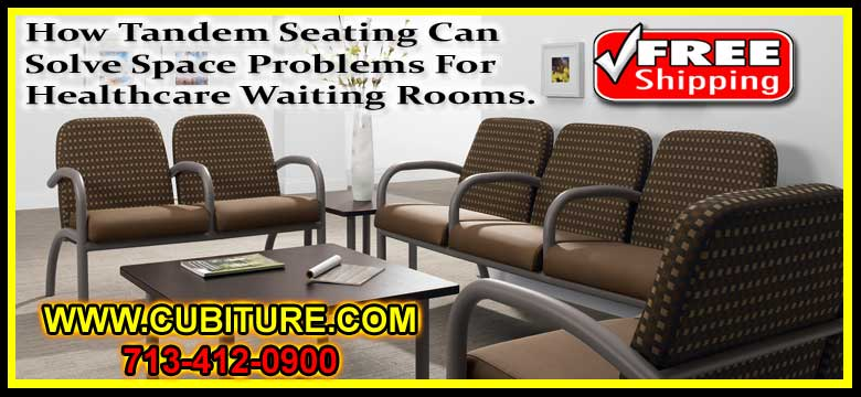 Medical Waiting Room Seating For Sale Factory Direct