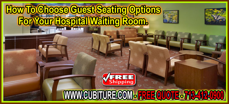 Healthcare Waiting Room Seating For Sale