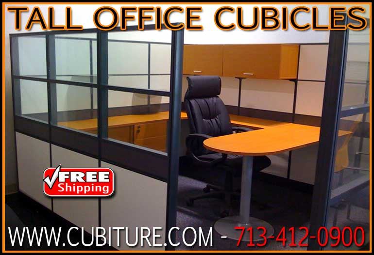 Discount Tall Office Cubicles For Sale