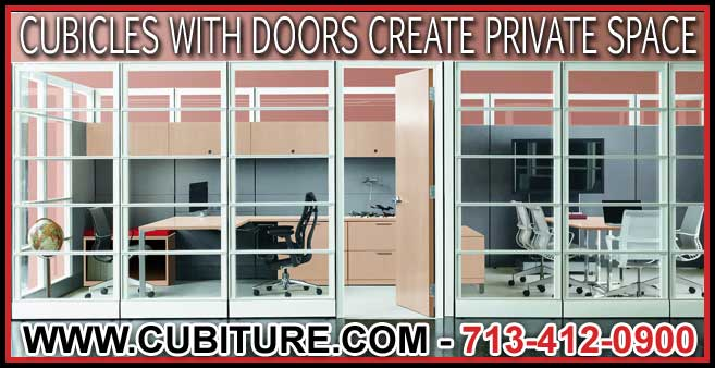 Discount Office Cubicles With Doors For Sale Direct From The Manufacturer With FREE Shipping!