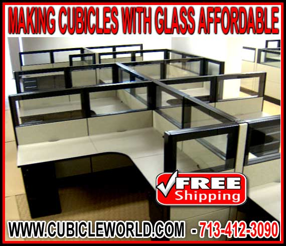 Affordable Glass Office Cubicles For Sale Factory Direct With Free Shippingt
