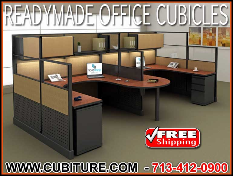 Readymade Office Cubicles For Sale