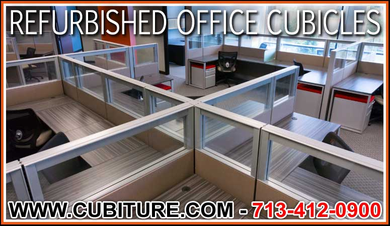 Refurbished Office Cubicles For Sale
