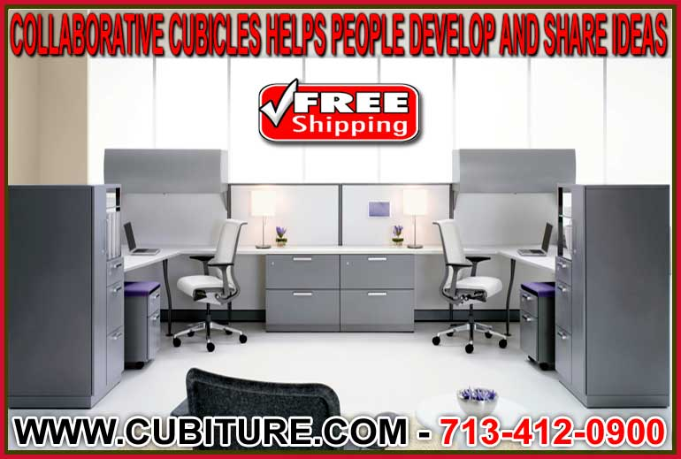 Discount Collaborative Cubicles For Sale