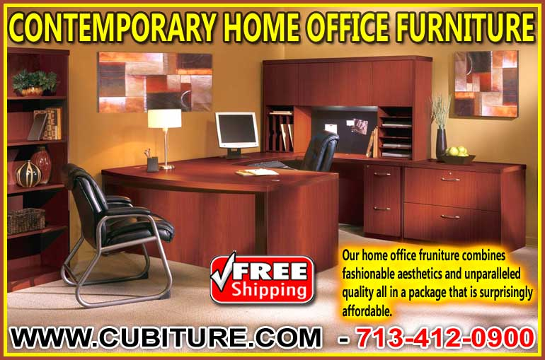 Contemporary Home Office Furniture For Sale