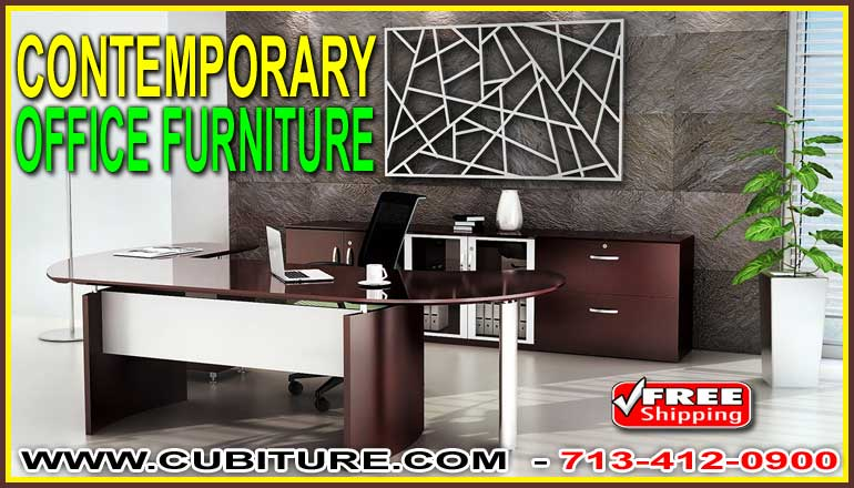 Contemporary Office Furniture For Sale