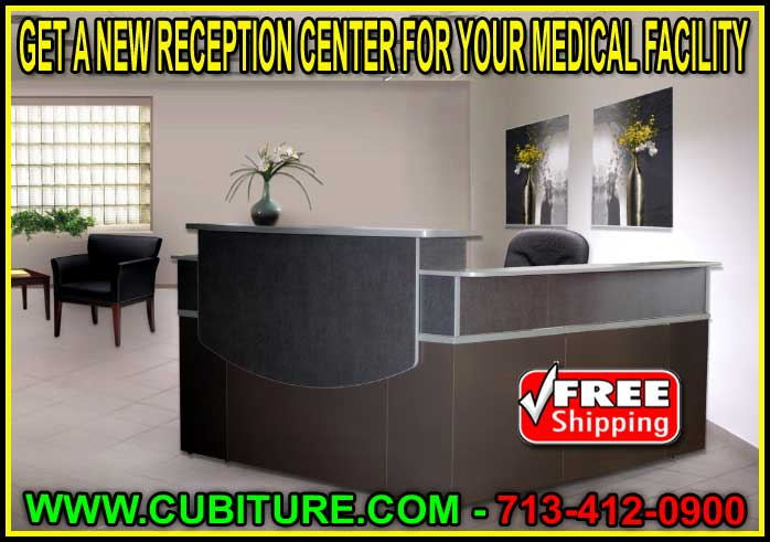 Wholesale Medical Reception Desks For Sale Manufacturer Direct Lowest Price Guaranteed