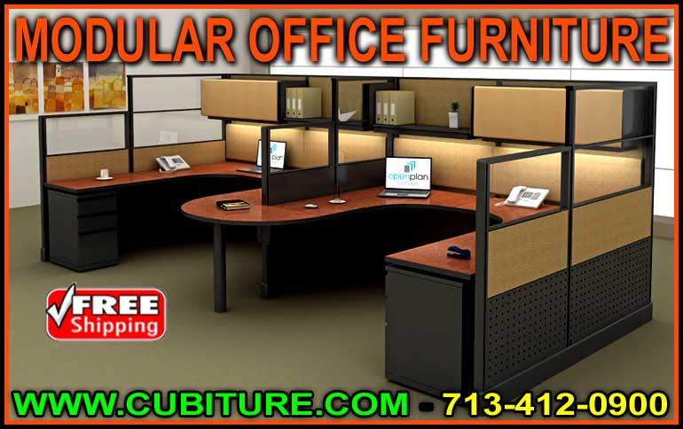 Discount Modular Office Furniture For Sale Manufacturer Direct FREE Quick Ship