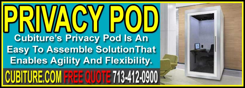 Commercial Privacy Pods For Sale Factory Direct Means Lowest Price Guaranteed