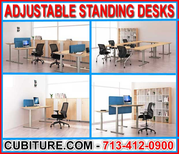 Discount Adjustable Standing Desks For Sale Manufacturer Direct Guarantees The Best Deal