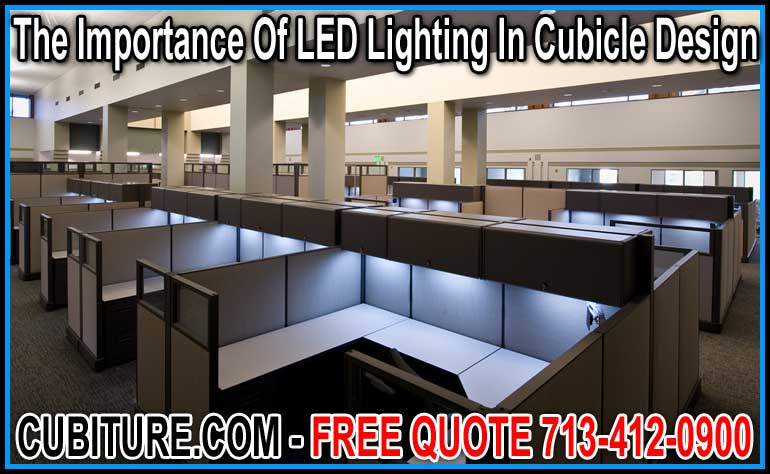 FREE Cubicle Lighting Design Services