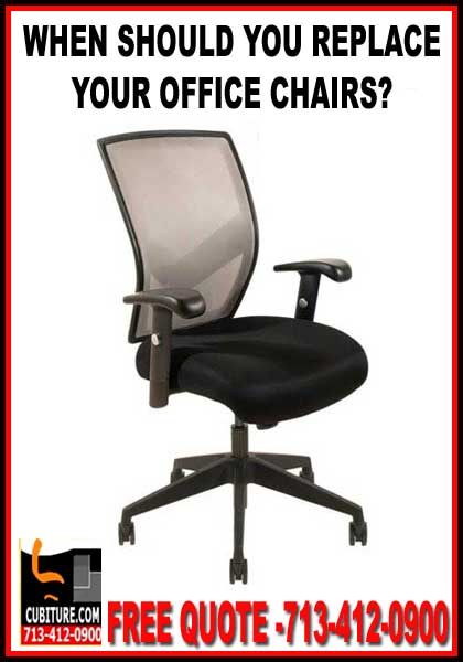 When Should You Replace Your Office Chairs?