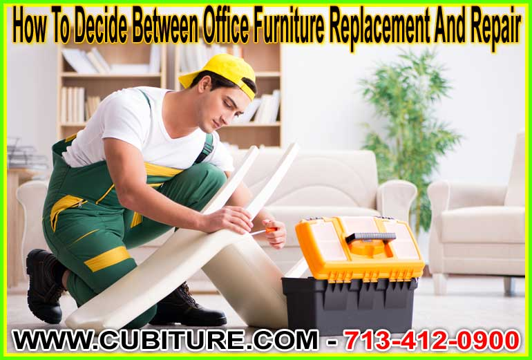 Office Furniture Repair Service