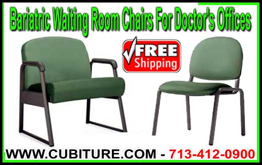 Discount Bariatric Waiting Room Chairs For Doctor's Offices For Sale Factory Direct Means Lowest Price Guaranteed