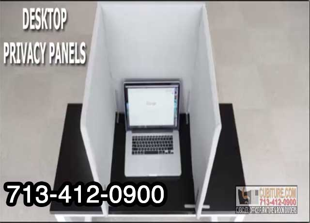Privacy Screen Desk Organizer Panels Accessories