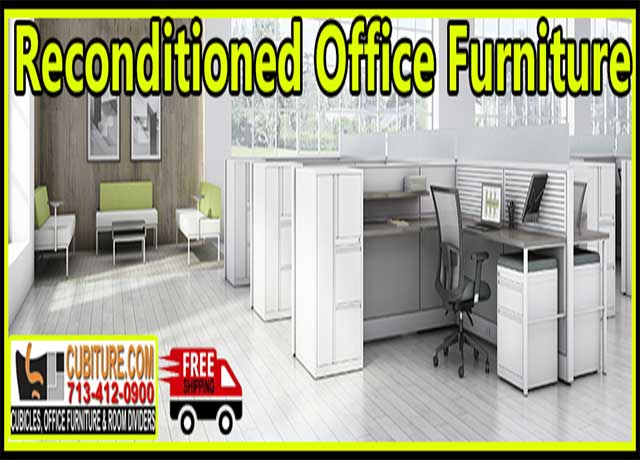 Used Office Furniture Near Me Reconditioned Quality