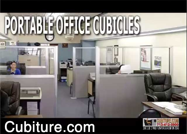 Cubicle Free Standing Office Partitions Portable Sliding Room Dividers