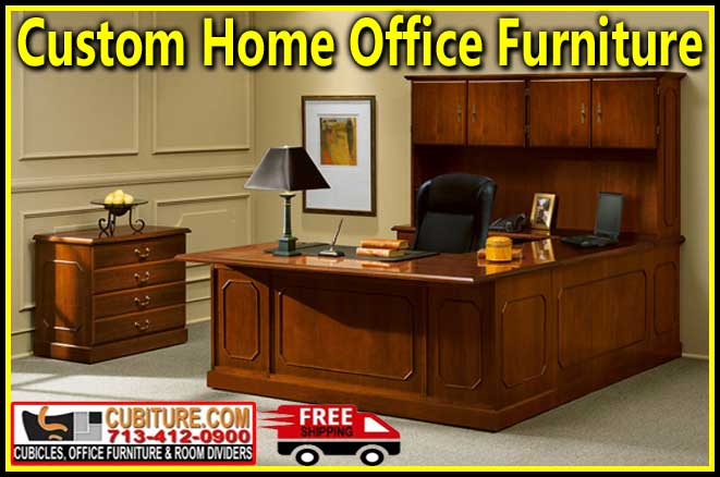 Custom Home Office Furniture Free Quote and Shipping Guaranteed