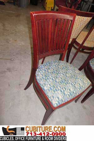 Used Wood Office Chairs For Sale In Galveston Beaumont San-Antonio