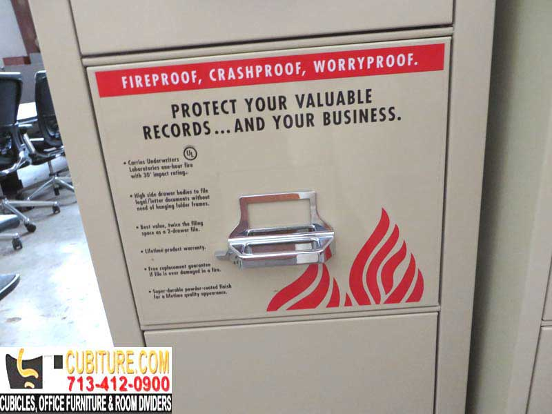 Pre-Owned-Fire-Proof-Protection-Cabinets-In-Houston-Texas