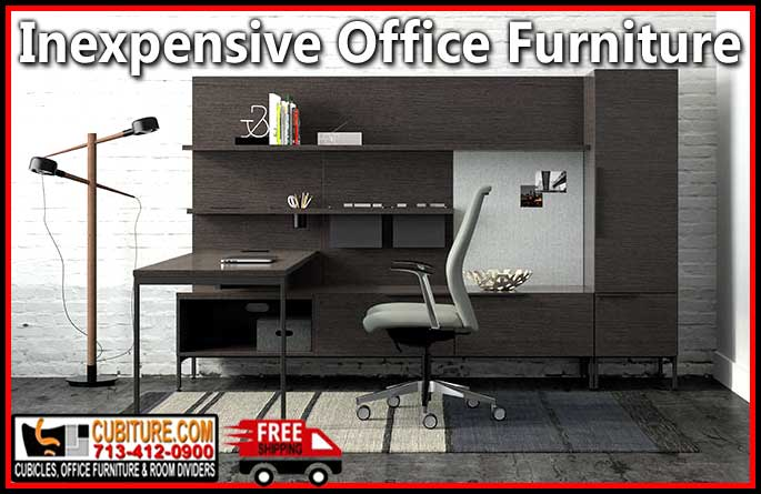 Inexpensive Office Furniture For sale